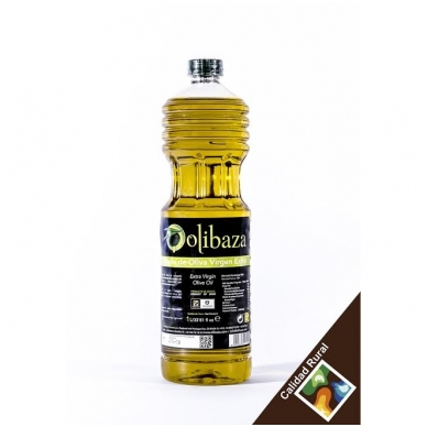 Alyvuogių aliejus, Extra Virgin Olibaza, 1,0 l.