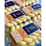 Aromatingos CURRY kiaulienos dešrelės su sūriu, Suka Mala apie 500 gr.