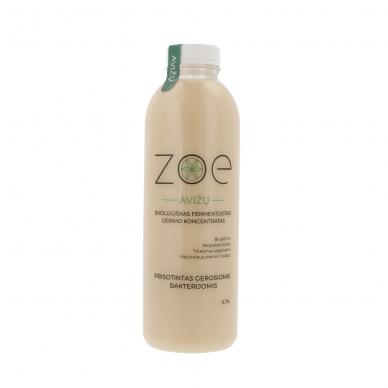 Avižų ekologiškas fermentuotas gėrimo koncentratas, ZOE 750 ml.*