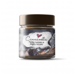 Cannamella pieniška karamelė su belgišku šokoladu, 240 gr.
