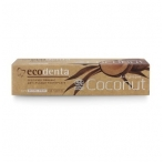 Ecodenta Cosmos Organic COCONUT, 100 ml.