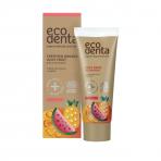 Ekologiška sultingų vaisių dantų pasta vaikams, ECODENTA 75 ml.
