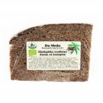 Ekologiška Tradicinė duona su kanapėm, Du Medu 600 gr.*