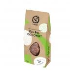 Ekologiški daigintų grikių mini batonėliai su kokosu, 150 gr.