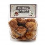 Ekologiški kokosiniai sviestainiai, Du Medu 250 gr.*