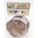 Ekologiški linų sėmenų sausuoliai su kanapių sėklomis, Du Medu 150 gr.*