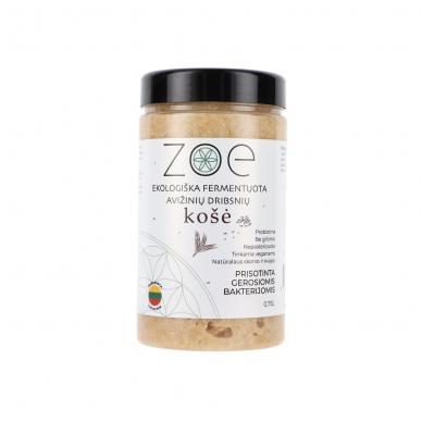 Ekologiška fermentuota avižinių dribsnių košė, ZOE 0.75 L*