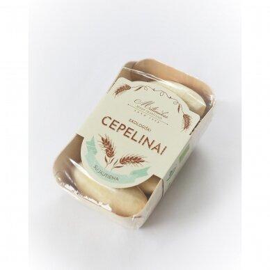 Ekologiški cepelinai su jautiena, Miltinukas 400 gr.*