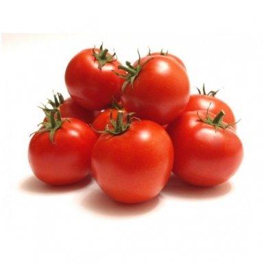 Lietuviški pomidorai, 1 kg.
