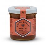 Medus su šaltalankiais, Bičių lobiai, 200 gr.