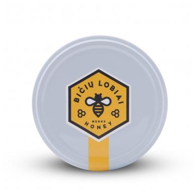 Medus, Bičių lobiai, 700 gr. 3