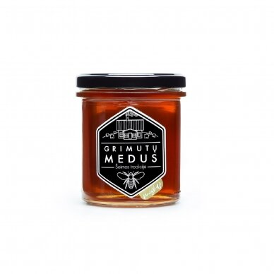"Medus ""Miškas"", Grimutų medus 420 gr."