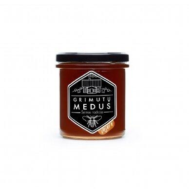 "Medus ""Vasara"", Grimutų medus 420 gr."