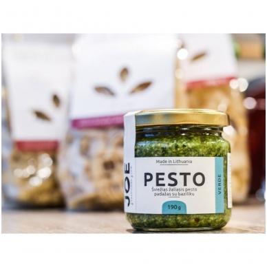 Pesto BASILICO, 190 gr. 3