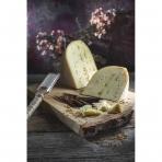"""Puskietis brandintas sūris """"Ožragis"""", Surle apie 150 gr."""