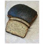 Ruginė - Kvietinė duona su linų sėmenimis, 750 gr.