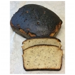 Ruginė - Kvietinė duona su saulėgrąžomis, 750 gr.