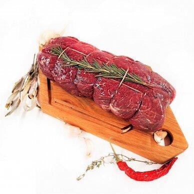 """Sausai brandinta jautienos """"Roast"""" kepsnys, Farmers Circle apie 1 kg."""