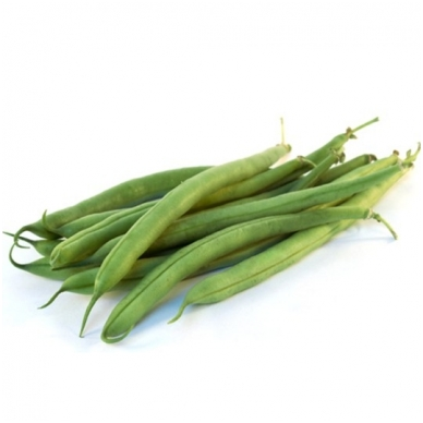 Šparaginės pupelės, Žalios 0,5 kg.