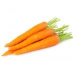 Mažos morkytės be žalėsių, 250 gr. ryšulėliais