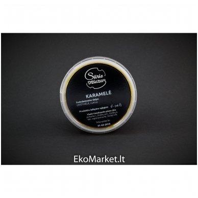 Šviežia karamelė, Sūrio džiazas 120 ml. 2