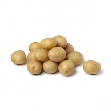 Šviežios bulvės (MAŽOS), 1 kg.