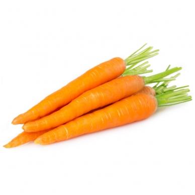 Plautos šviežios morkos, 1 kg.*