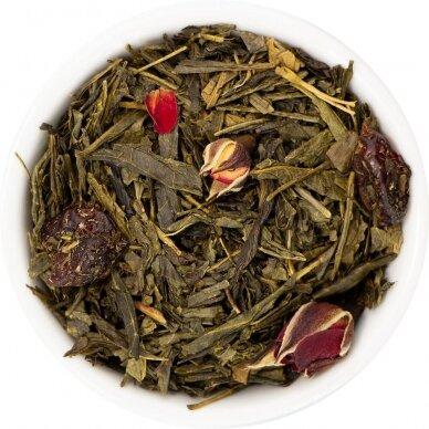 """Žalioji arbata """"Stebuklas puodelyje"""", Chai Chai 80 gr."""