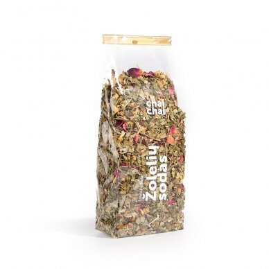 """Žolelių arbata """"Žolelių sodas"""", Chai Chai 80 gr."""